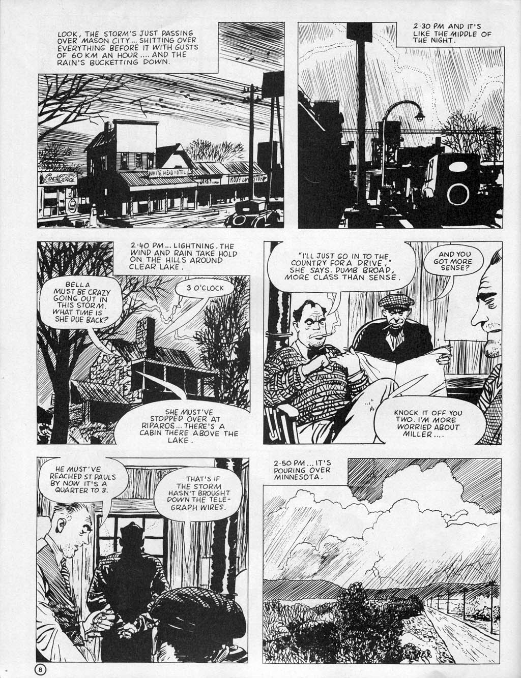 Aces issue 1 - Page 10