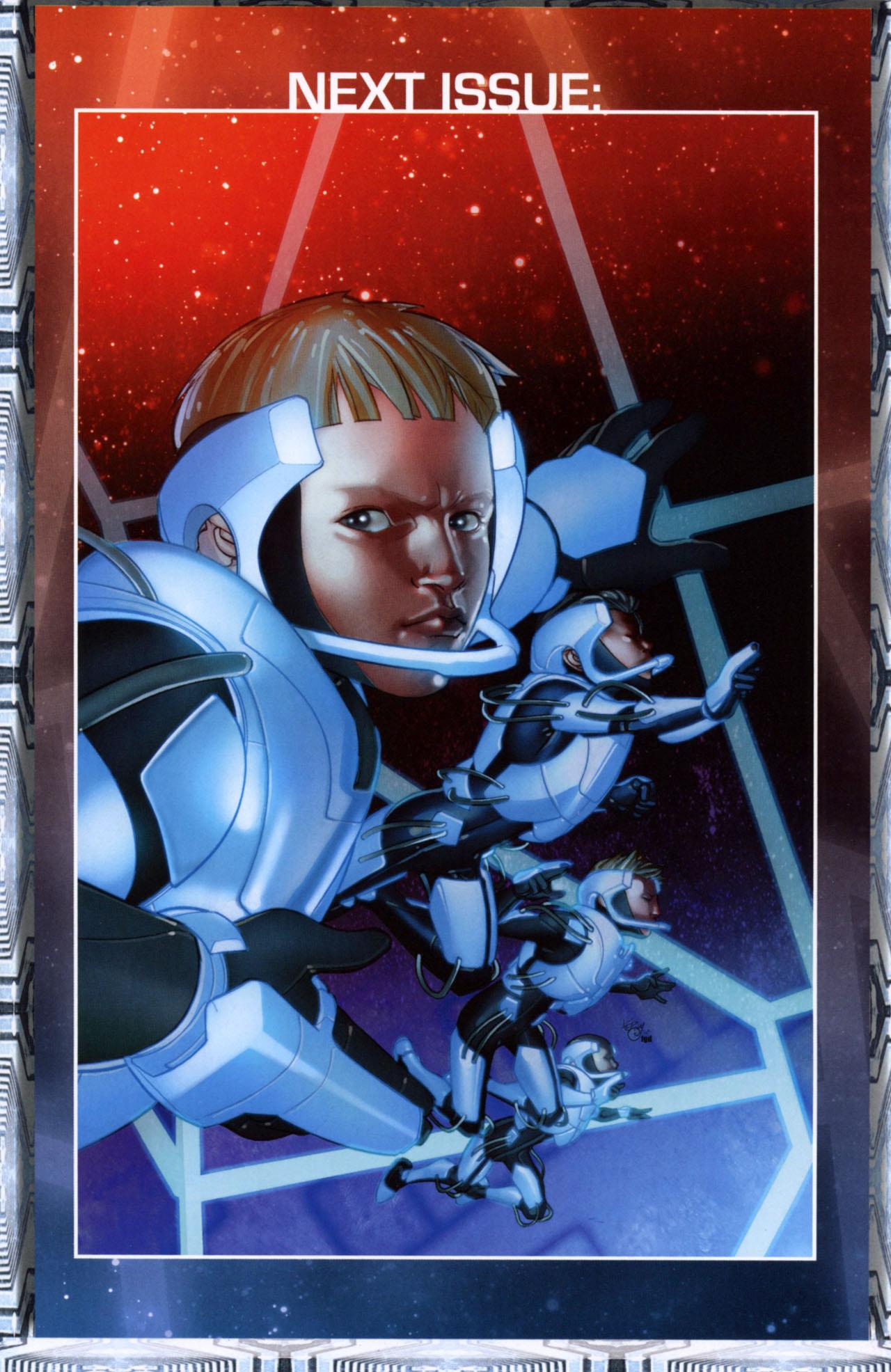 Read online Ender's Game: Battle School comic -  Issue #1 - 28