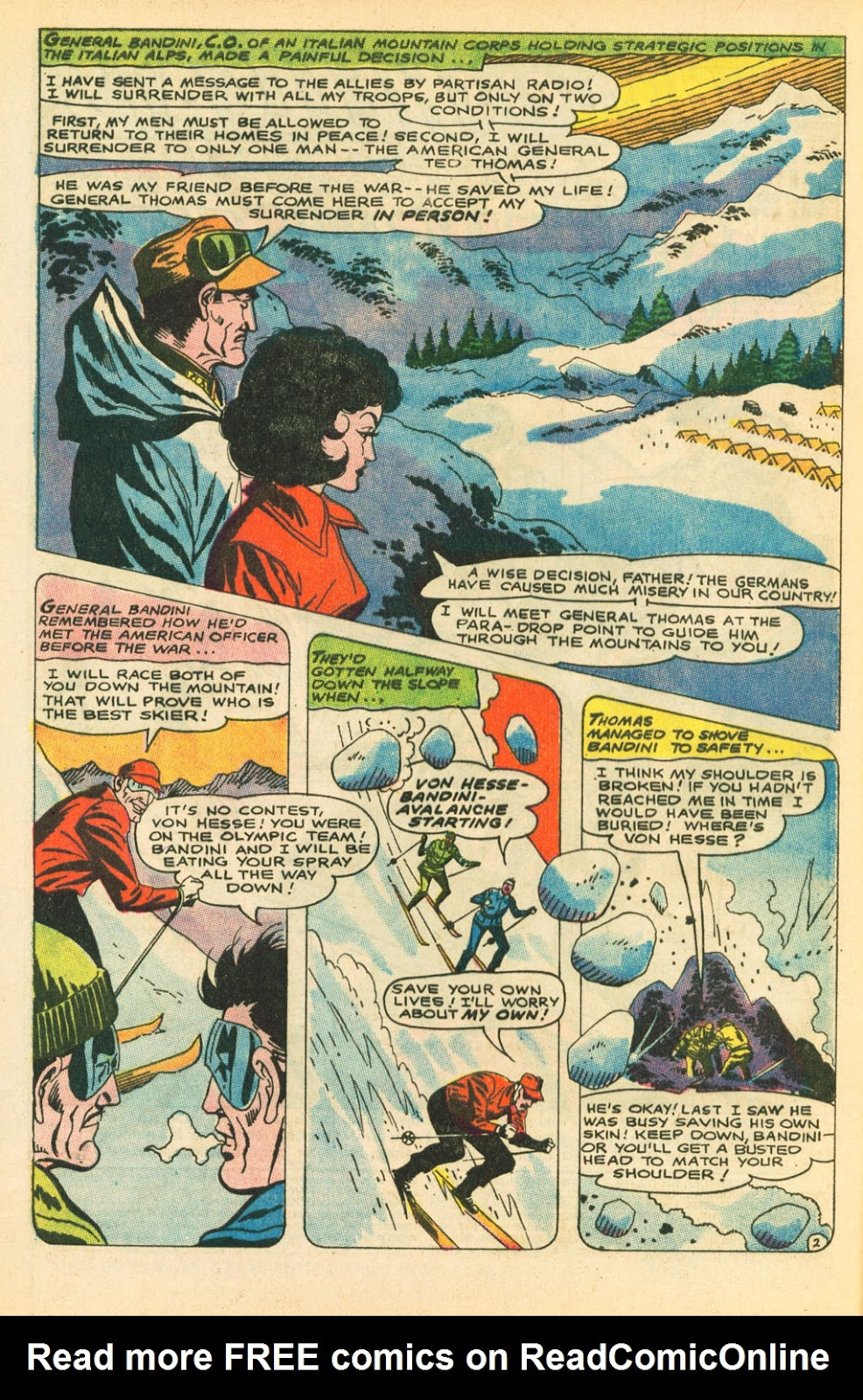 Our Fighting Forces (1954) issue 110 - Page 4