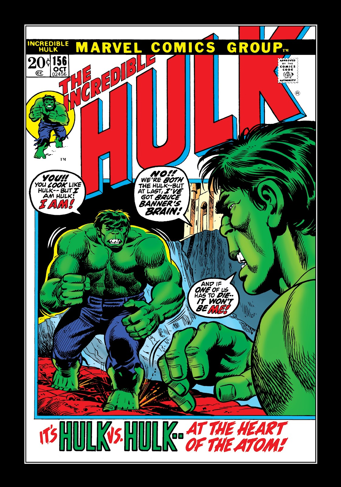 Read online Marvel Masterworks: The Incredible Hulk comic -  Issue # TPB 8 (Part 3) - 61