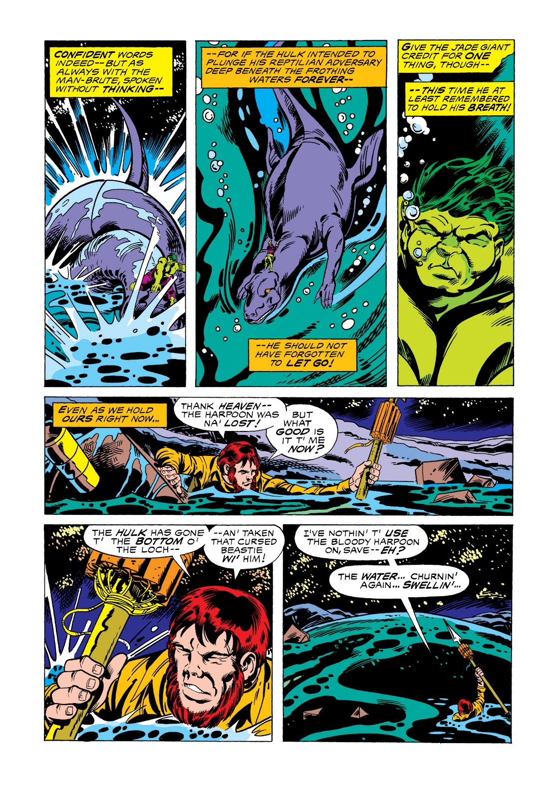 Read online Marvel Masterworks: The Incredible Hulk comic -  Issue # TPB 11 (Part 2) - 74