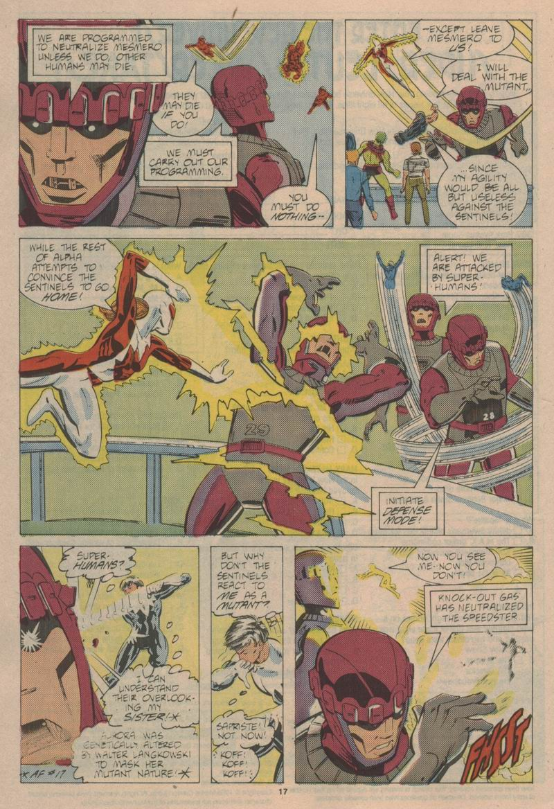 Read online Alpha Flight (1983) comic -  Issue #43 - 18