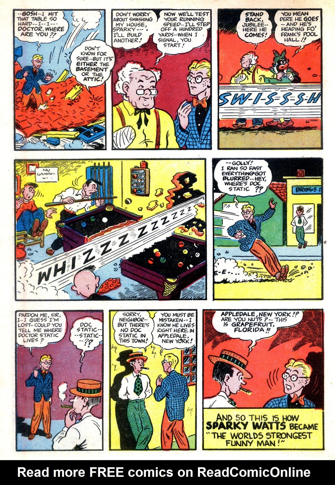Sparky Watts issue 4 - Page 6