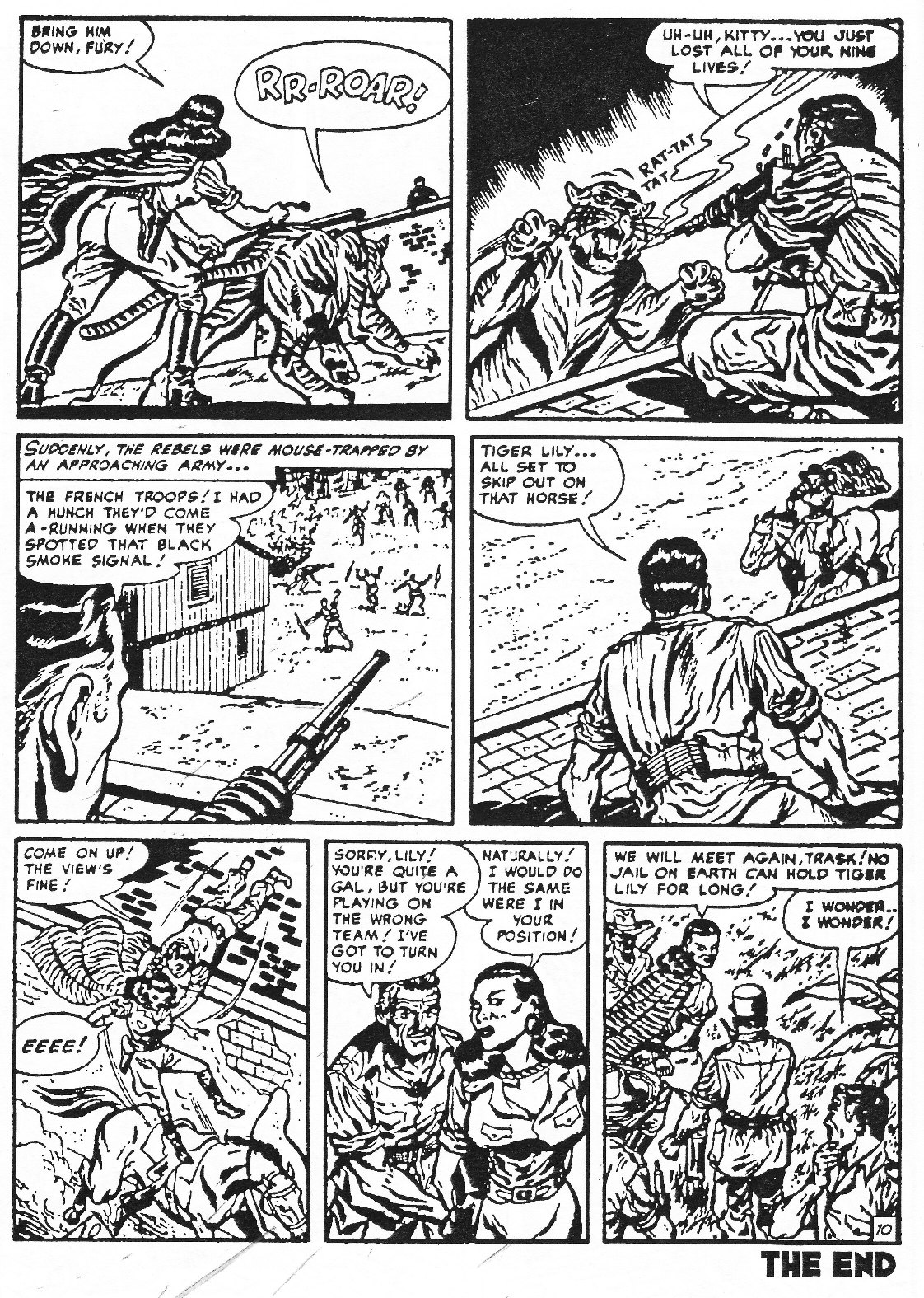 Read online Men of Mystery Comics comic -  Issue #62 - 46
