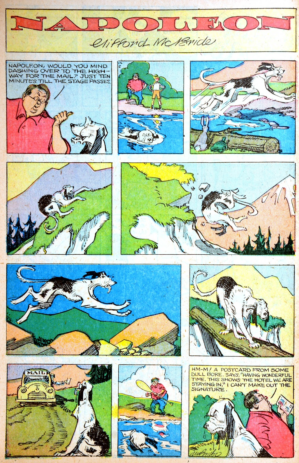 Read online Famous Funnies comic -  Issue #195 - 36
