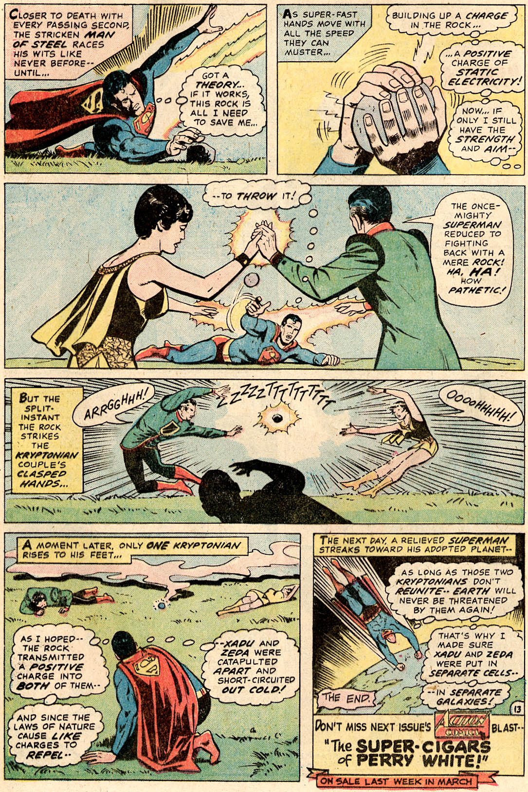 Read online Action Comics (1938) comic -  Issue #435 - 14