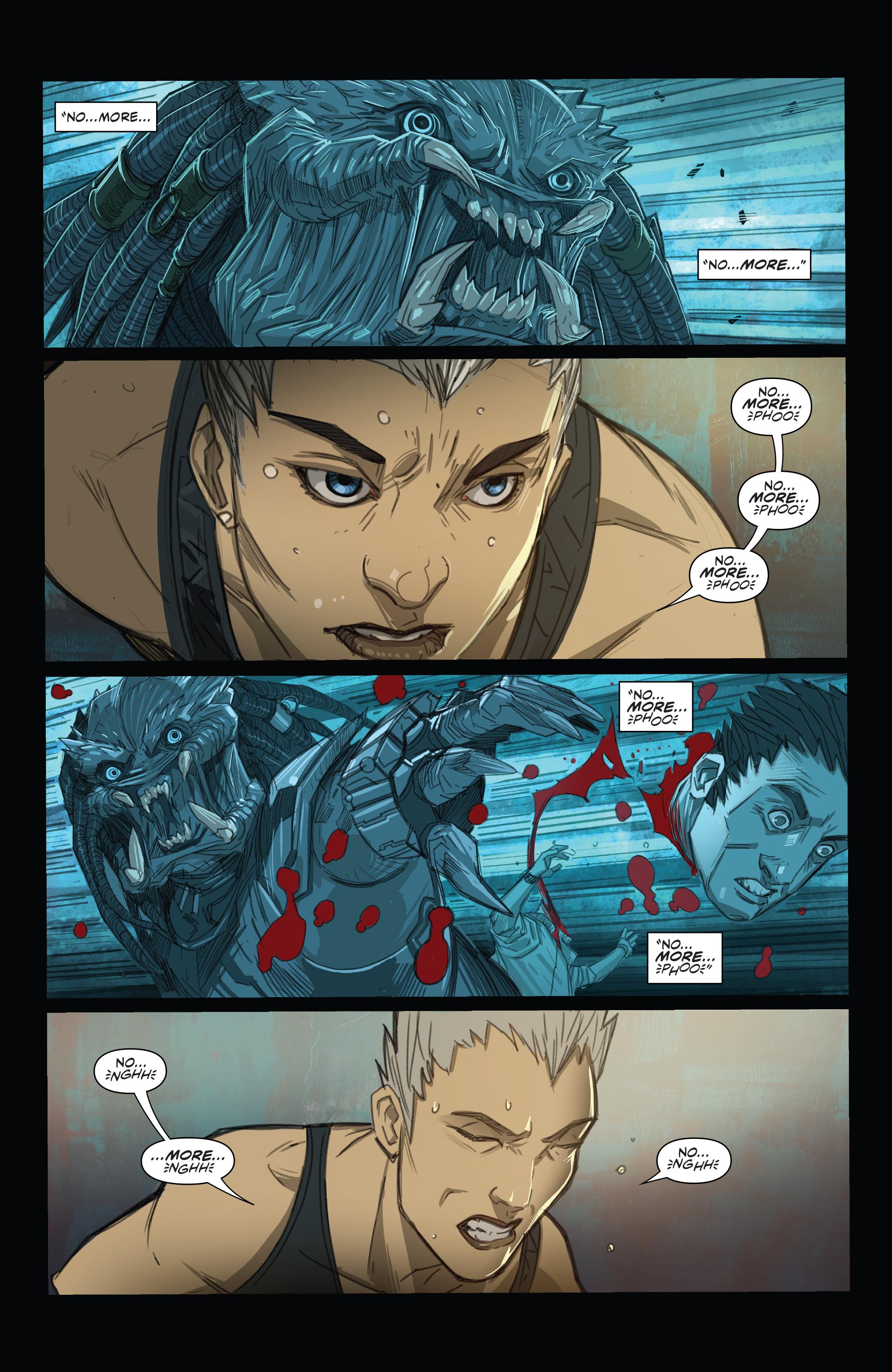 Read online Predator: Hunters comic -  Issue #2 - 5