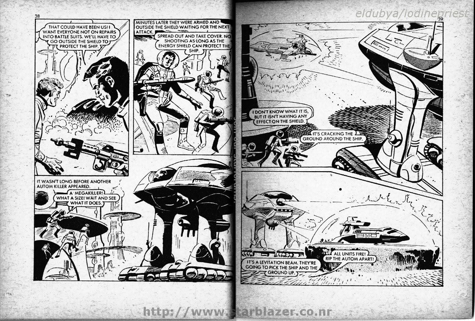 Starblazer issue 60 - Page 21