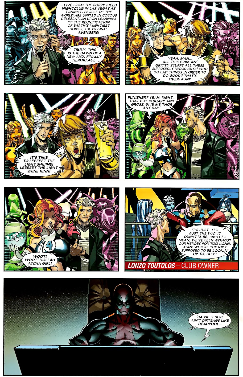 Read online Deadpool (2008) comic -  Issue #23 - 4