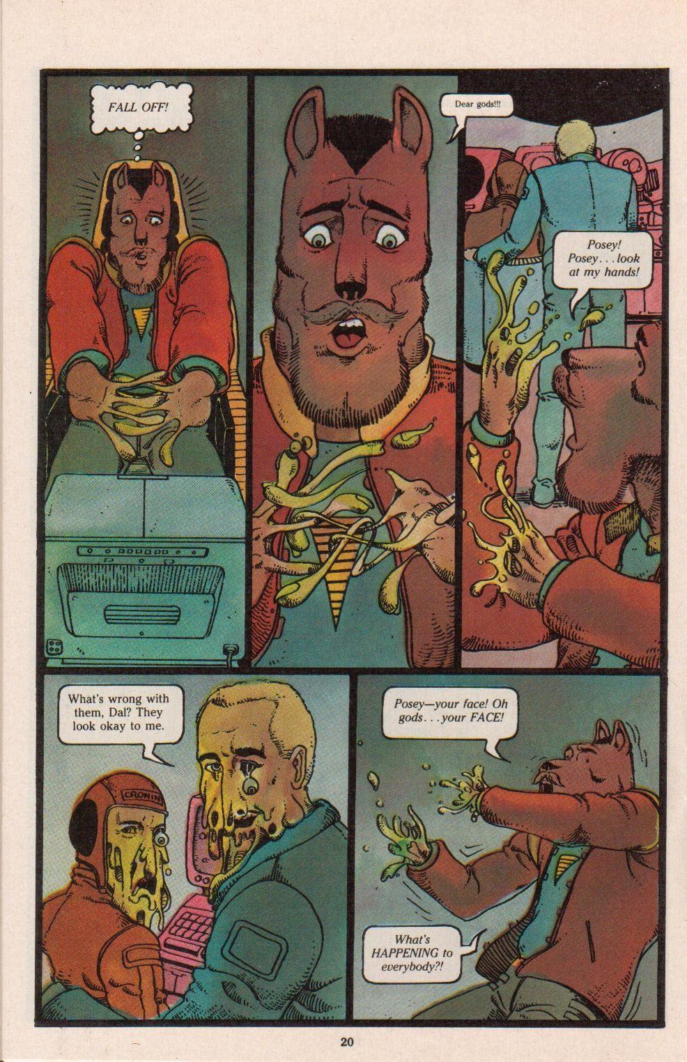 Read online Dalgoda comic -  Issue #7 - 22
