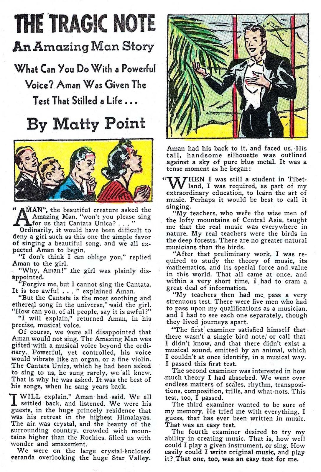 Amazing Man Comics issue 5 - Page 30