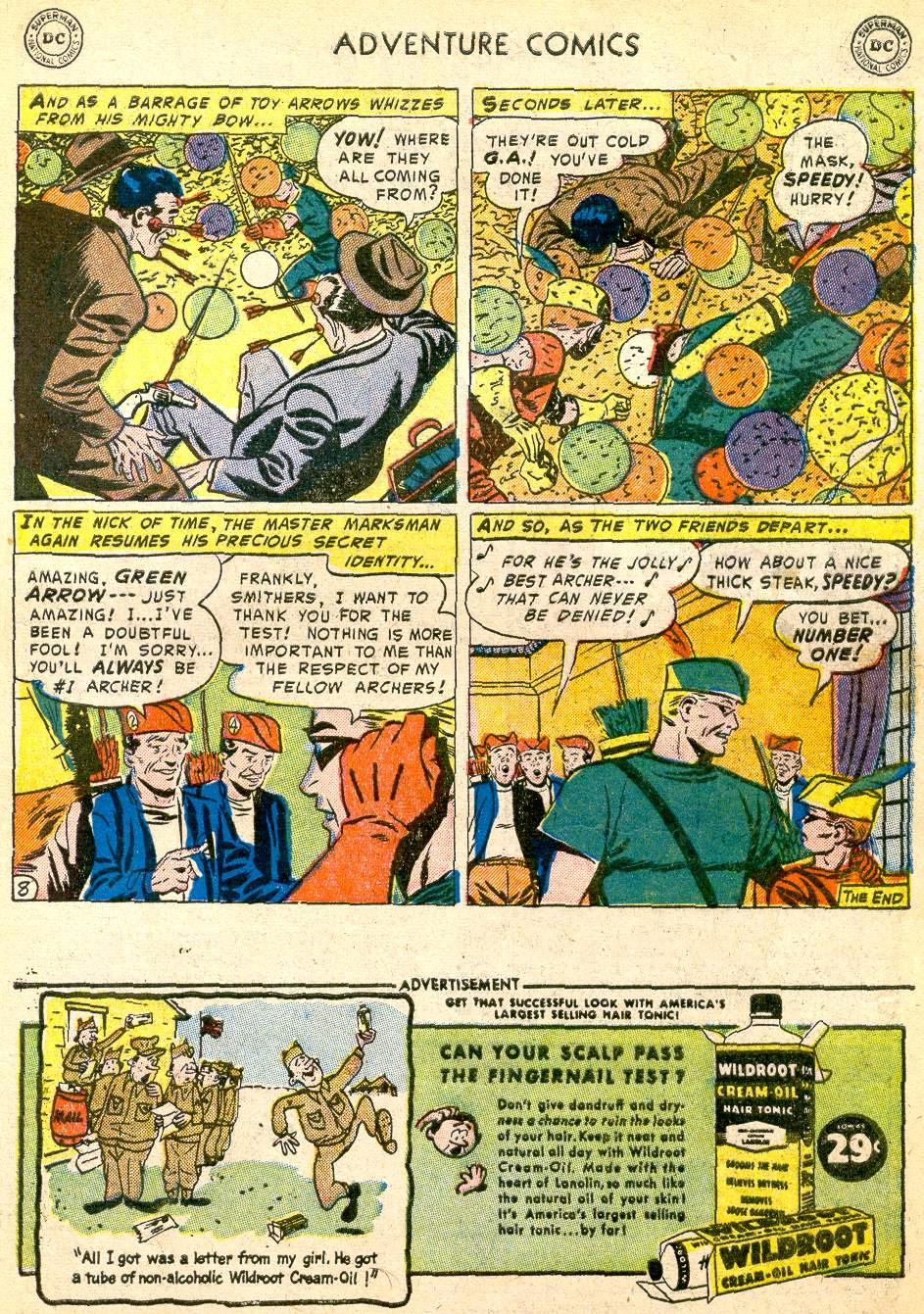 Read online Adventure Comics (1938) comic -  Issue #192 - 41