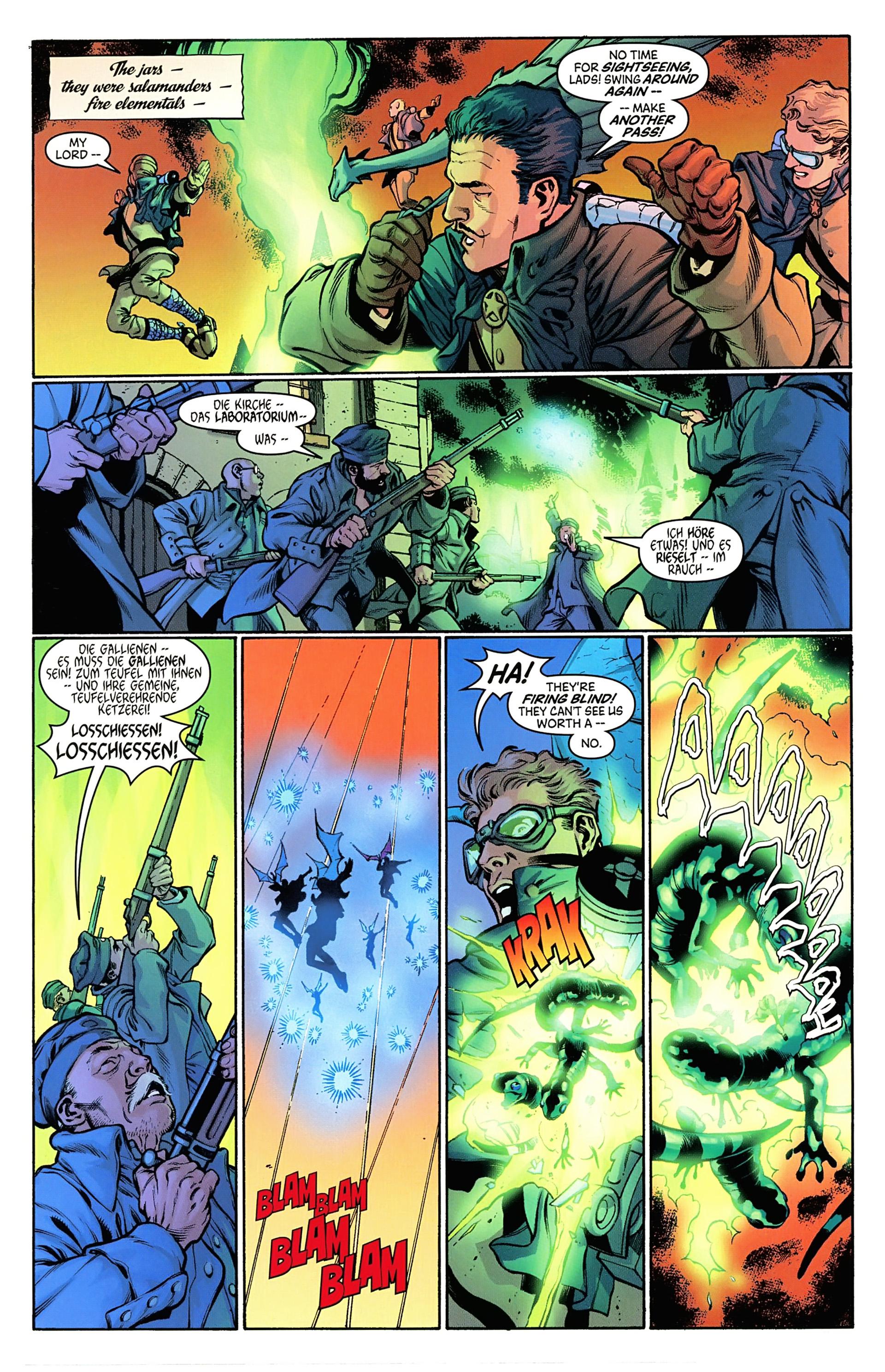Read online Arrowsmith comic -  Issue #5 - 12