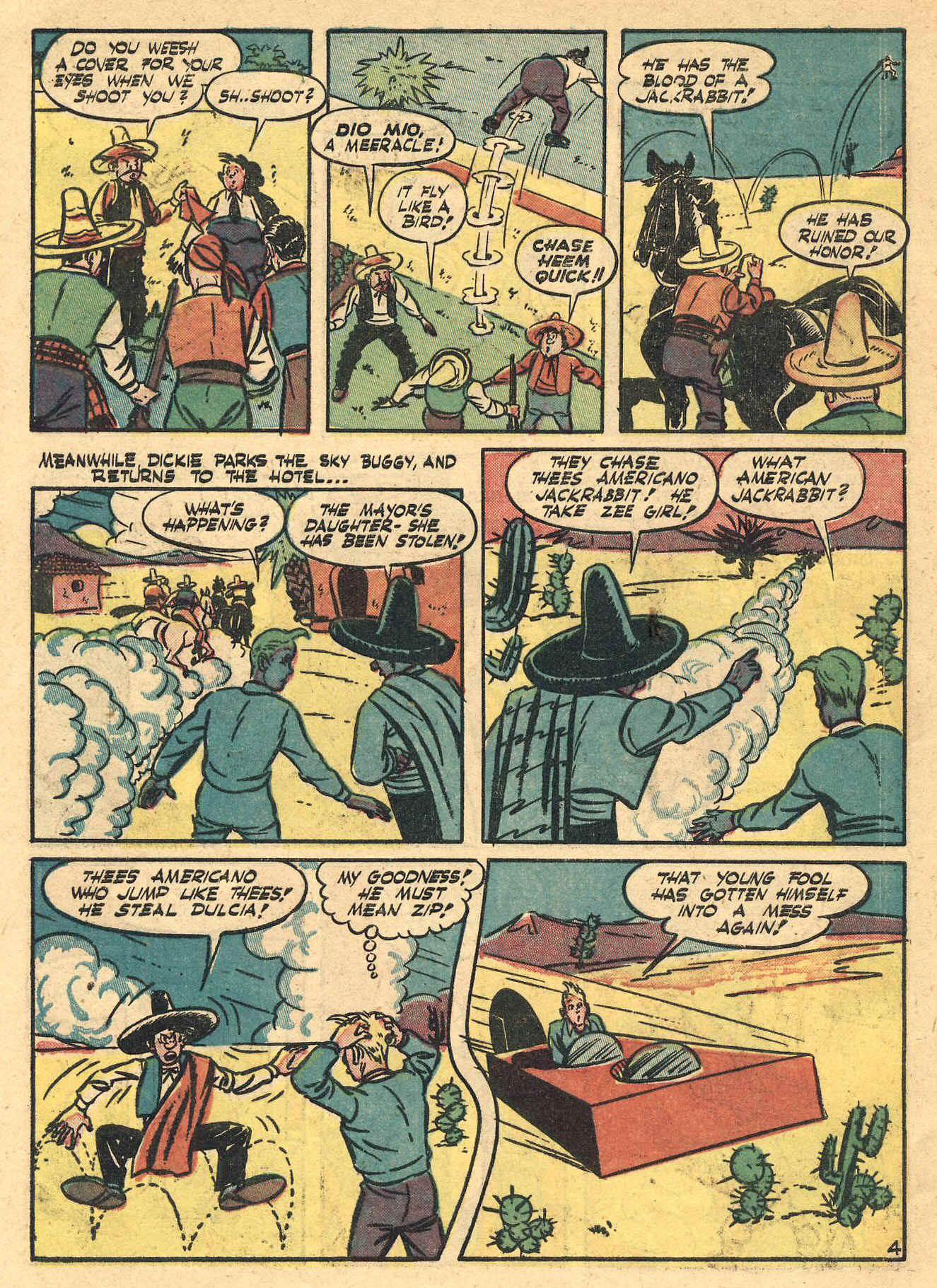 Daredevil (1941) issue 16 - Page 54