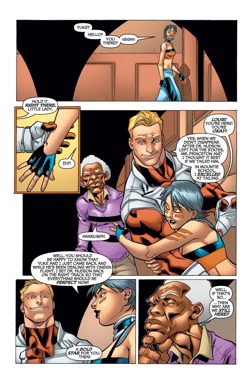 Read online Alpha Flight (2004) comic -  Issue #11 - 14
