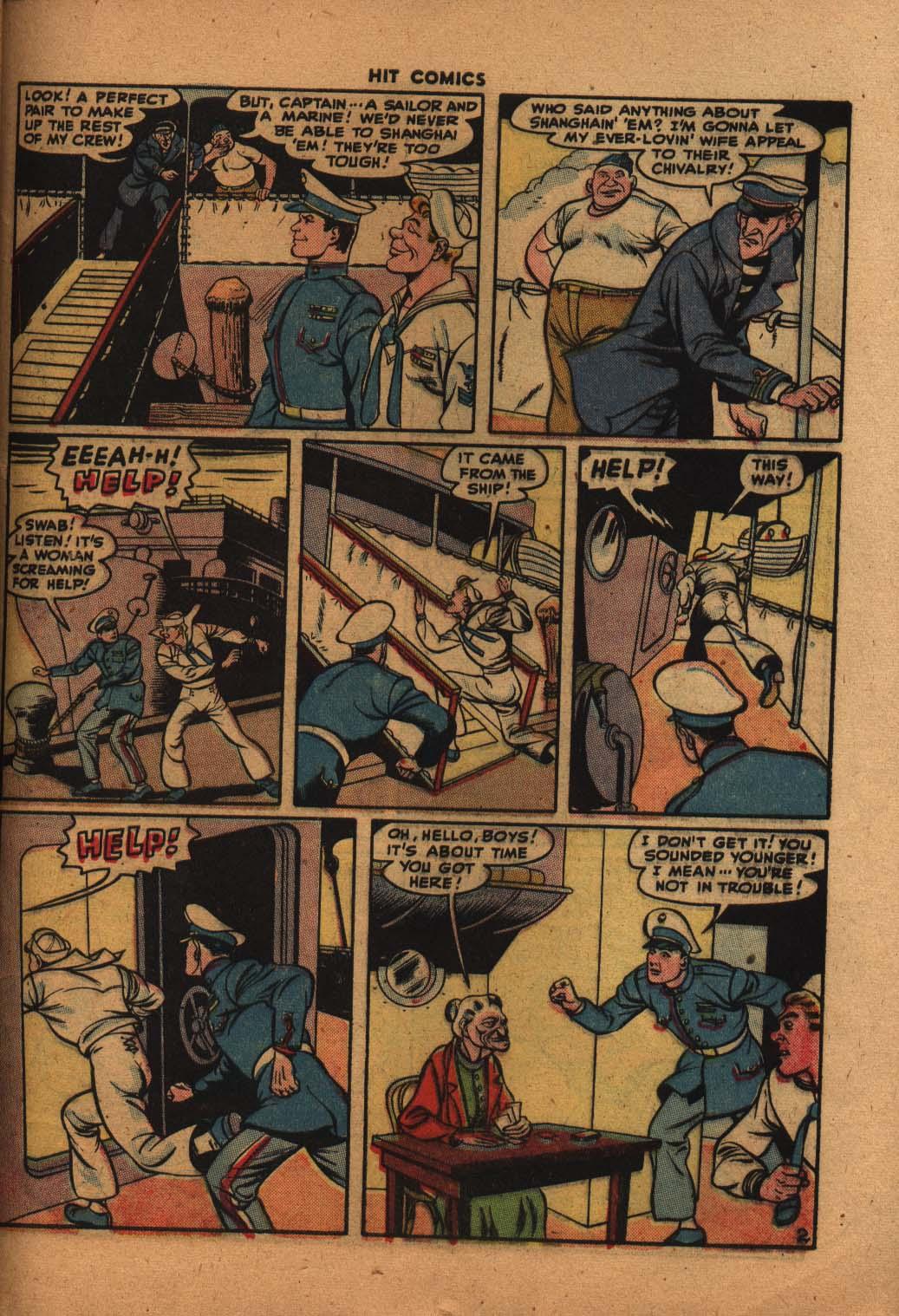 Read online Hit Comics comic -  Issue #47 - 40