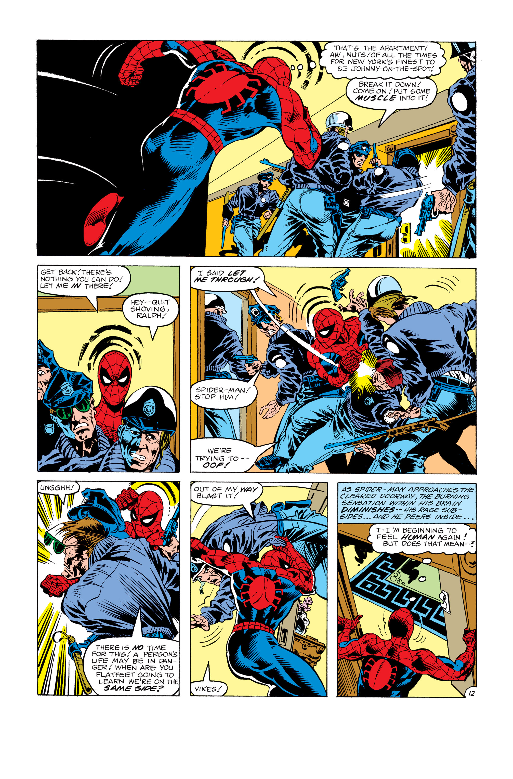 The Amazing Spider-Man (1963) 228 Page 12