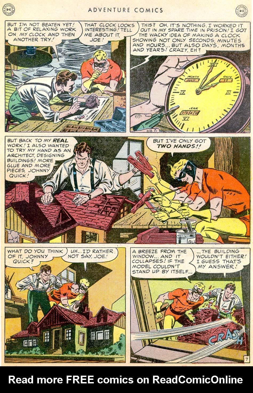 Read online Adventure Comics (1938) comic -  Issue #144 - 40