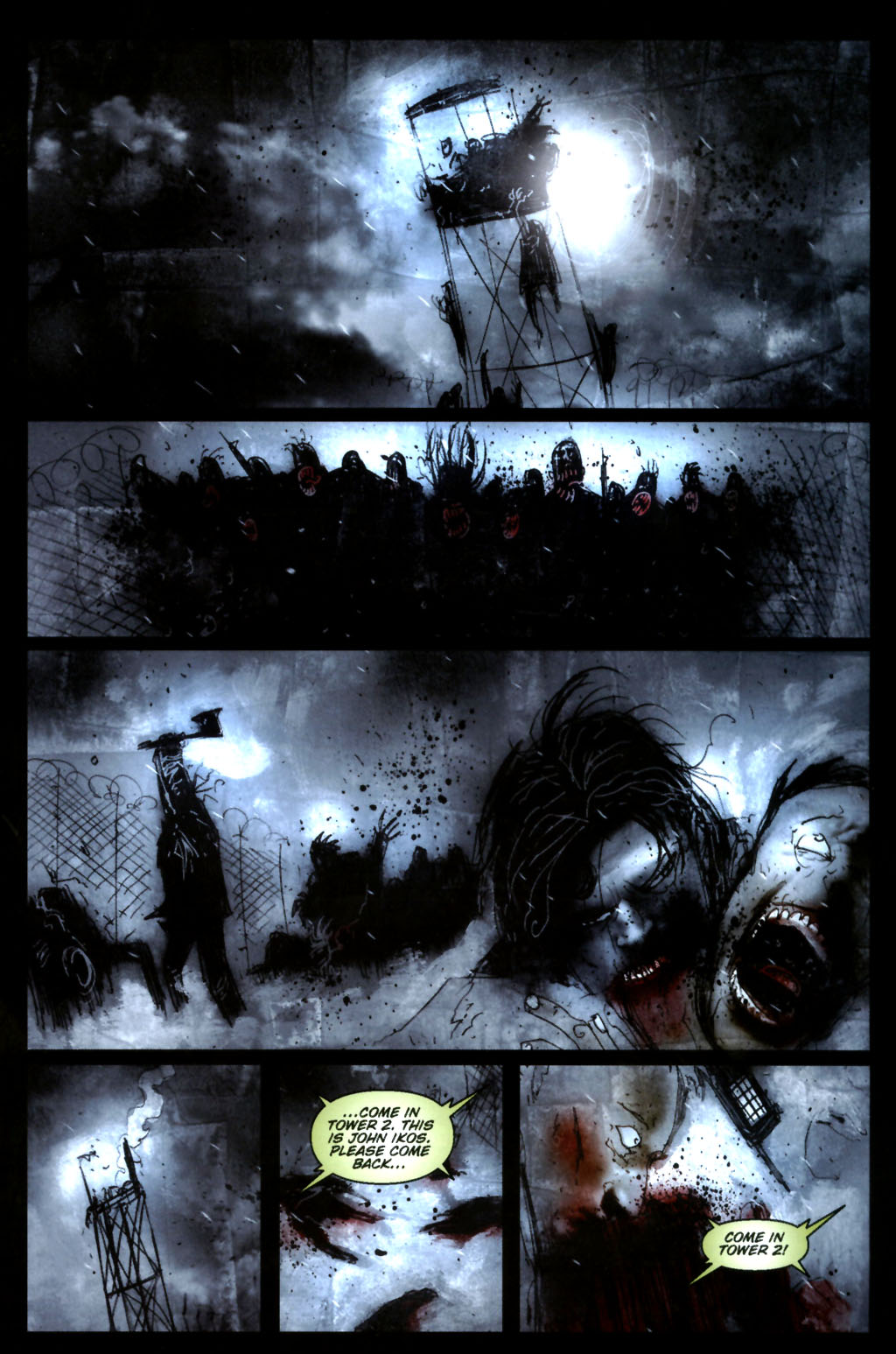 Read online 30 Days of Night: Return to Barrow comic -  Issue #4 - 12
