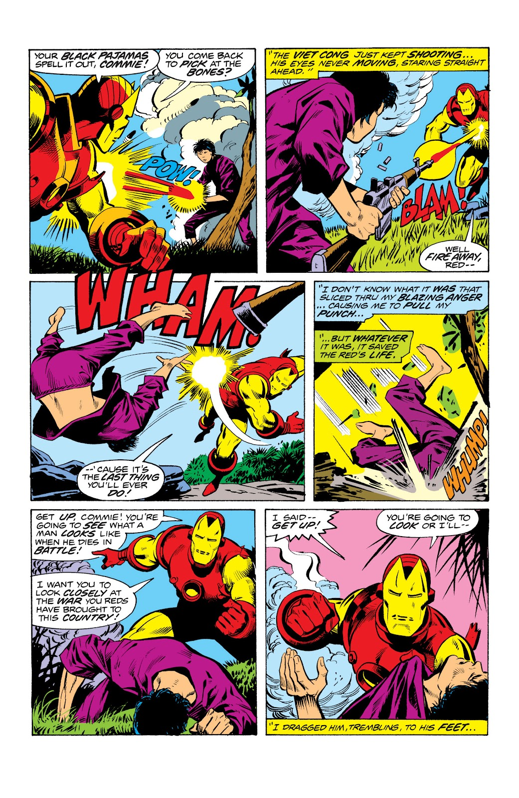 Read online Marvel Masterworks: The Invincible Iron Man comic -  Issue # TPB 10 (Part 2) - 87