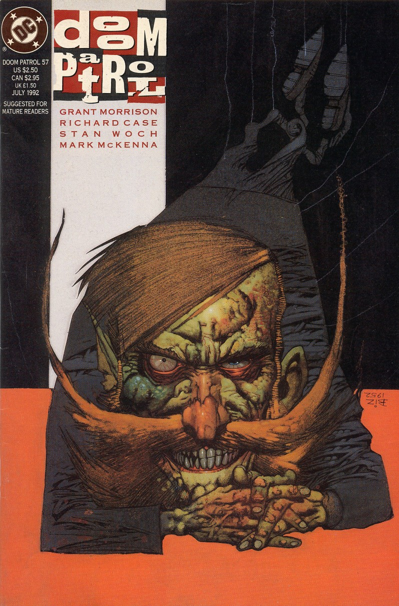 Doom Patrol (1987) #57 - Read Doom Patrol (1987) Issue #57 Online
