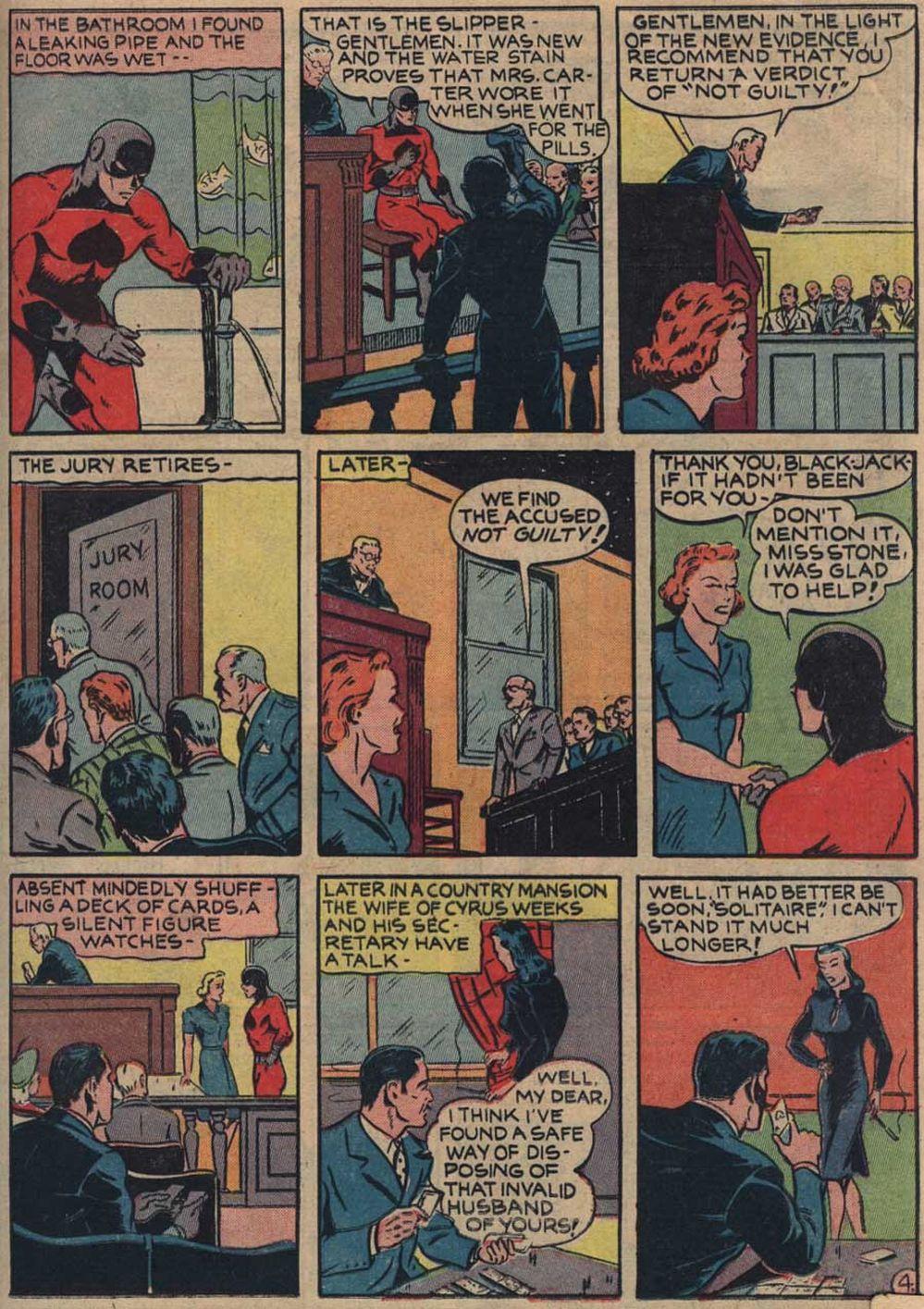 Zip Comics 25 Page 22