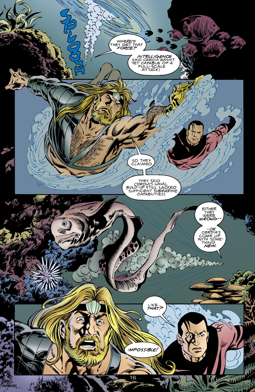Read online Aquaman (1994) comic -  Issue #63 - 17