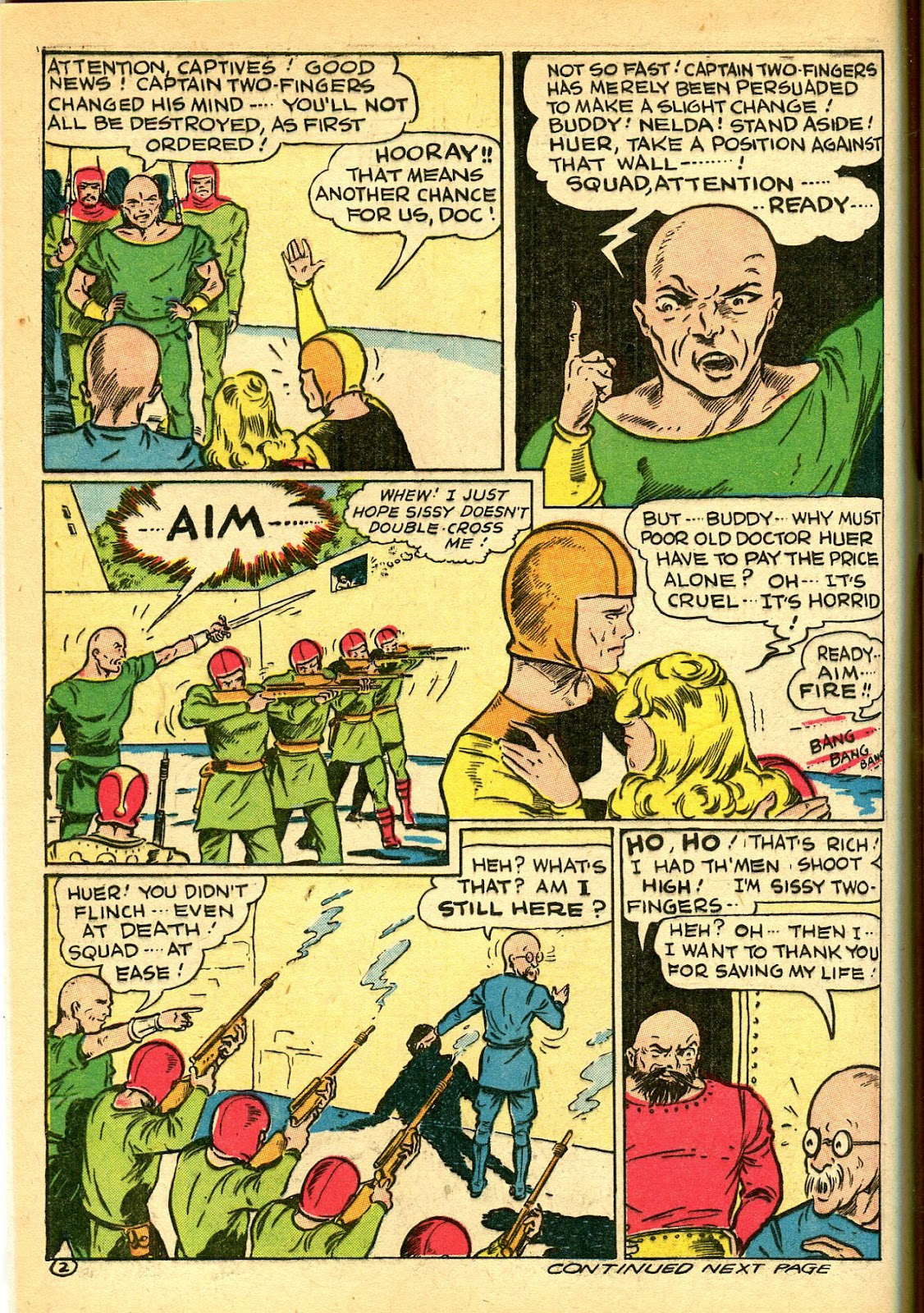 Read online Famous Funnies comic -  Issue #108 - 4