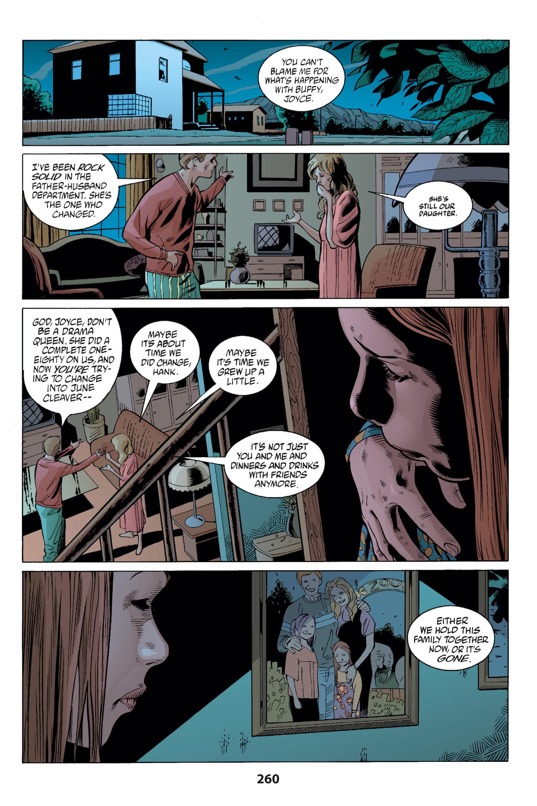 Read online Buffy the Vampire Slayer: Omnibus comic -  Issue # TPB 1 - 253