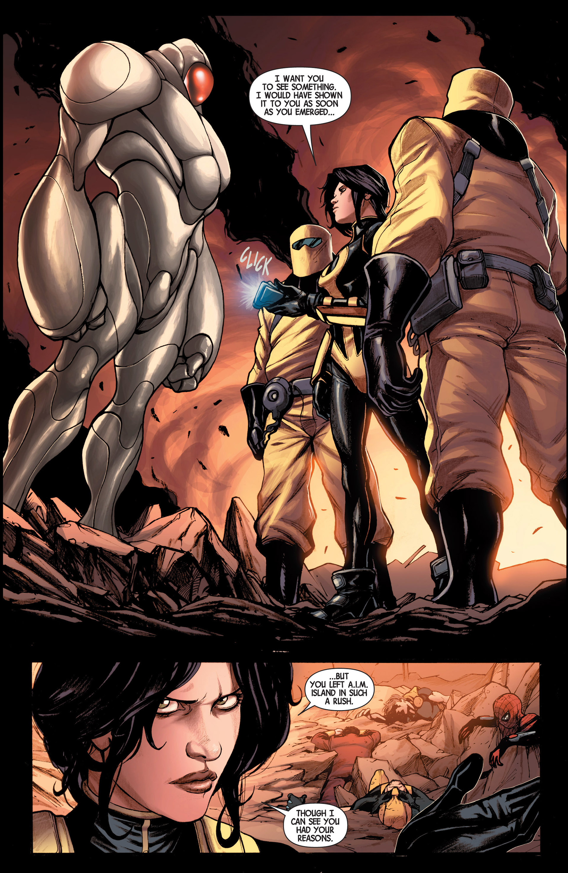 Read online Avengers (2013) comic -  Issue #17 - 6