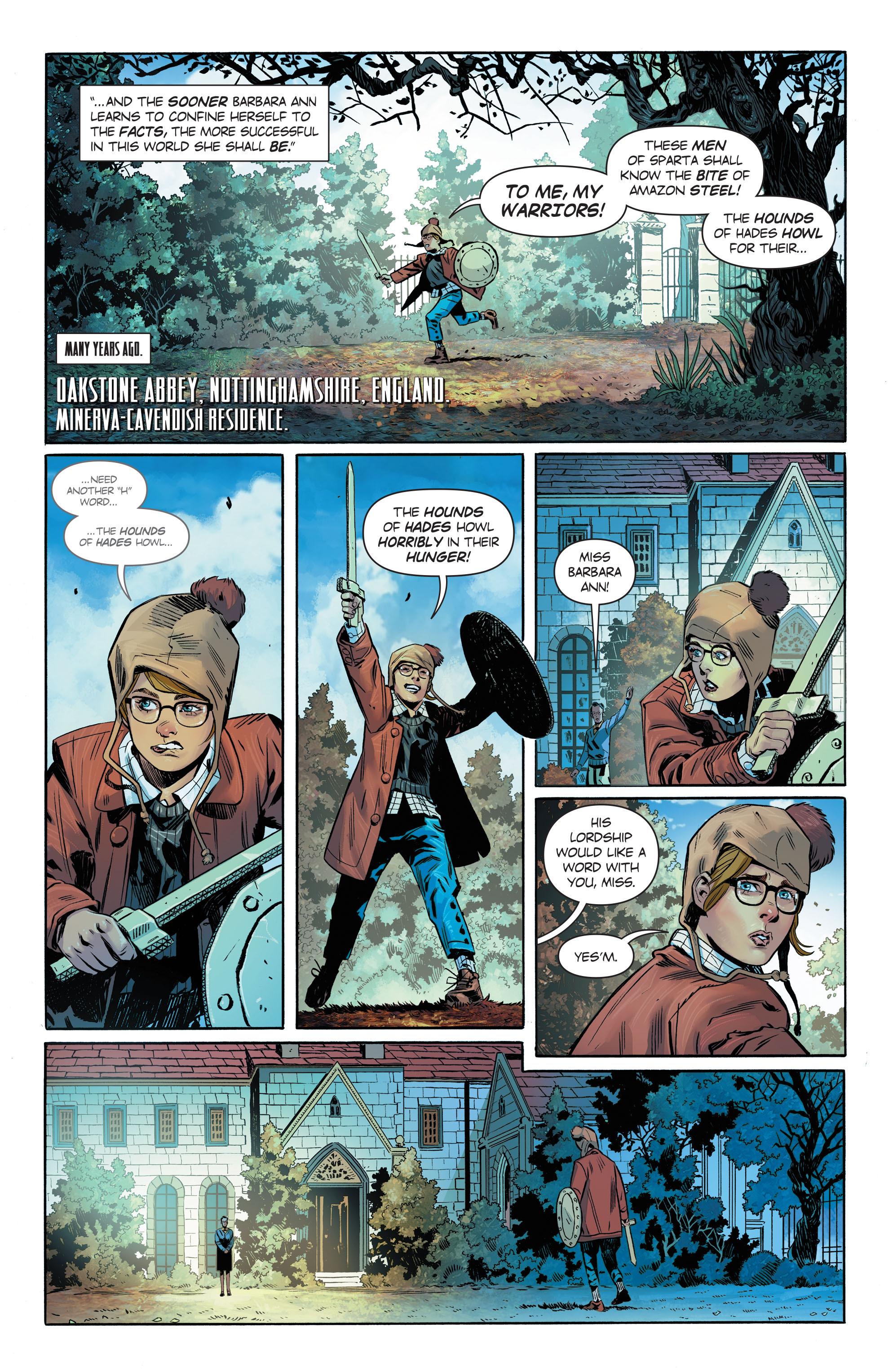 Read online Wonder Woman (2016) comic -  Issue #8 - 5