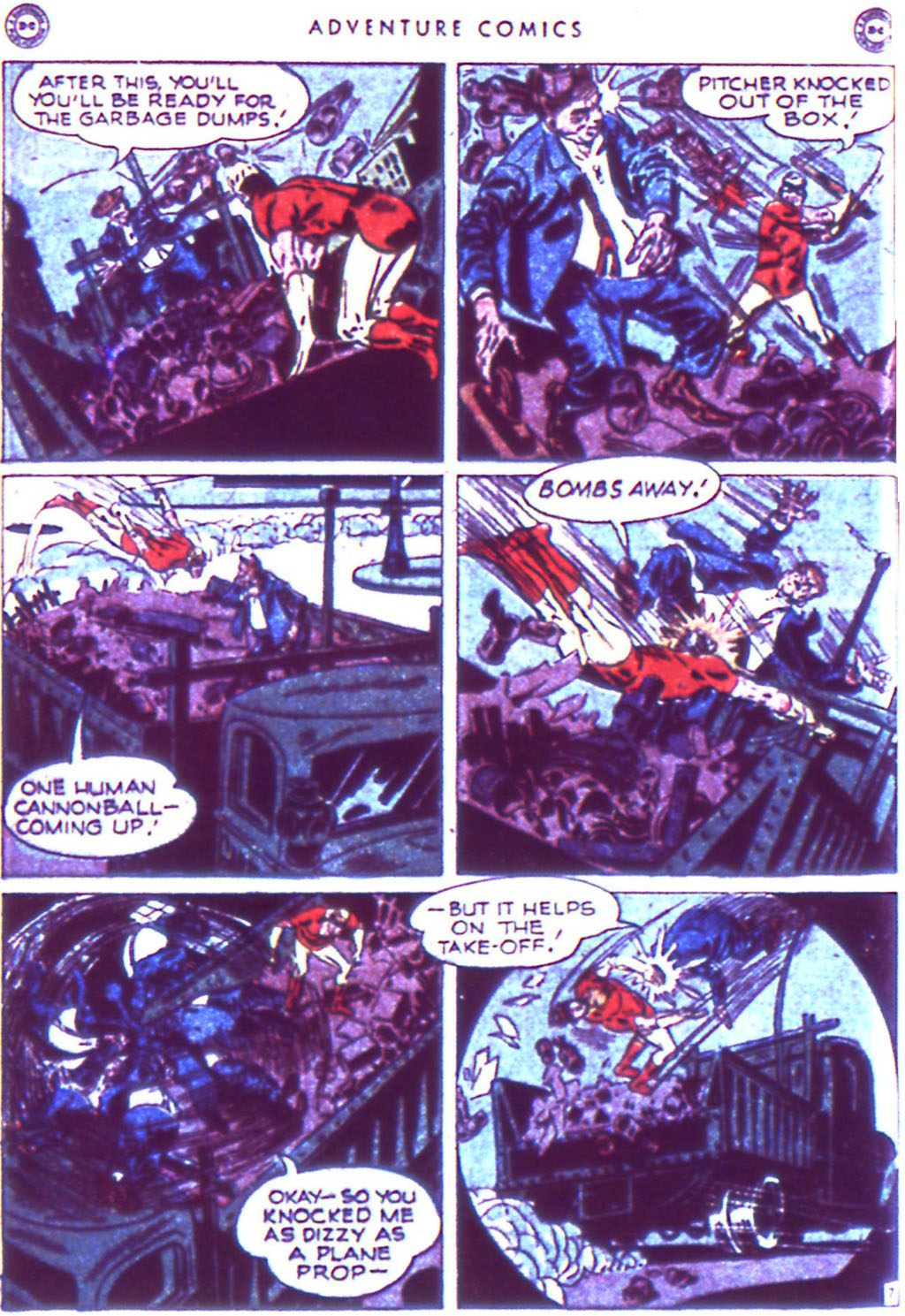Read online Adventure Comics (1938) comic -  Issue #119 - 46