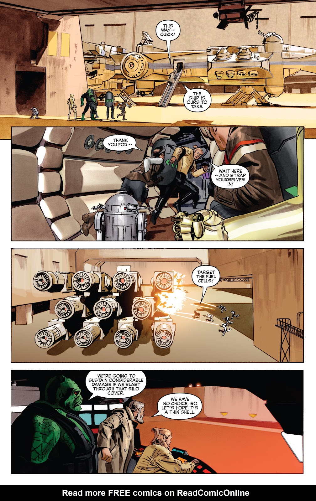 Read online Star Wars Legends: Infinities - Epic Collection comic -  Issue # TPB (Part 5) - 9