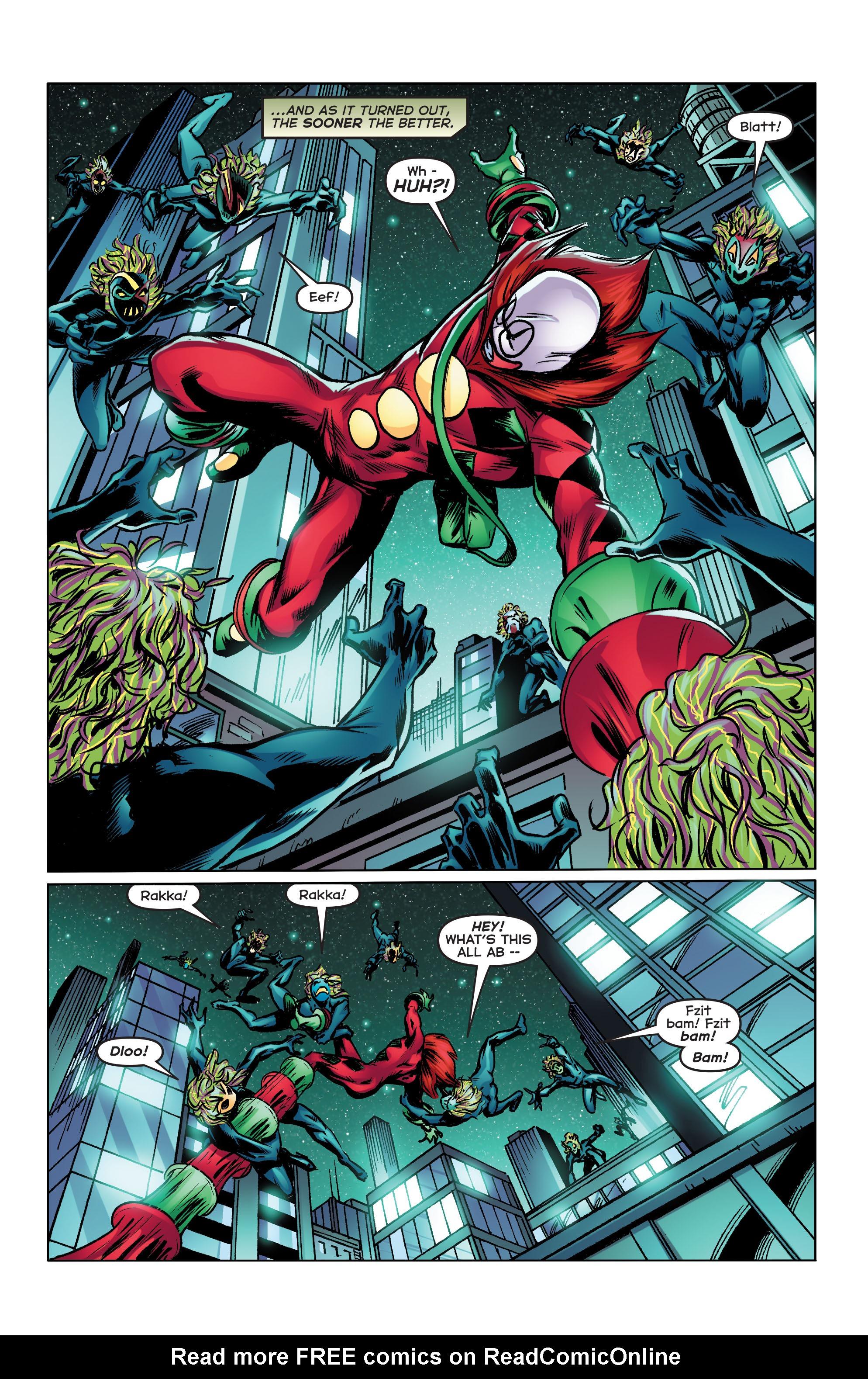 Read online Astro City comic -  Issue #36 - 12