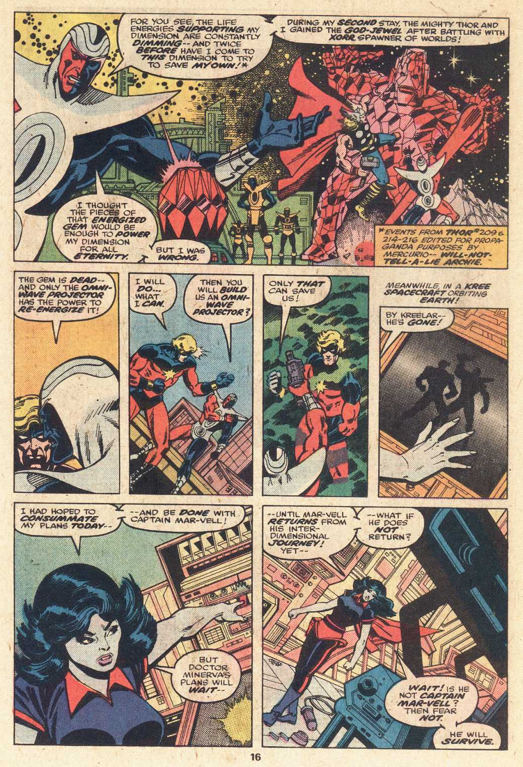 Captain Marvel (1968) issue 51 - Page 11