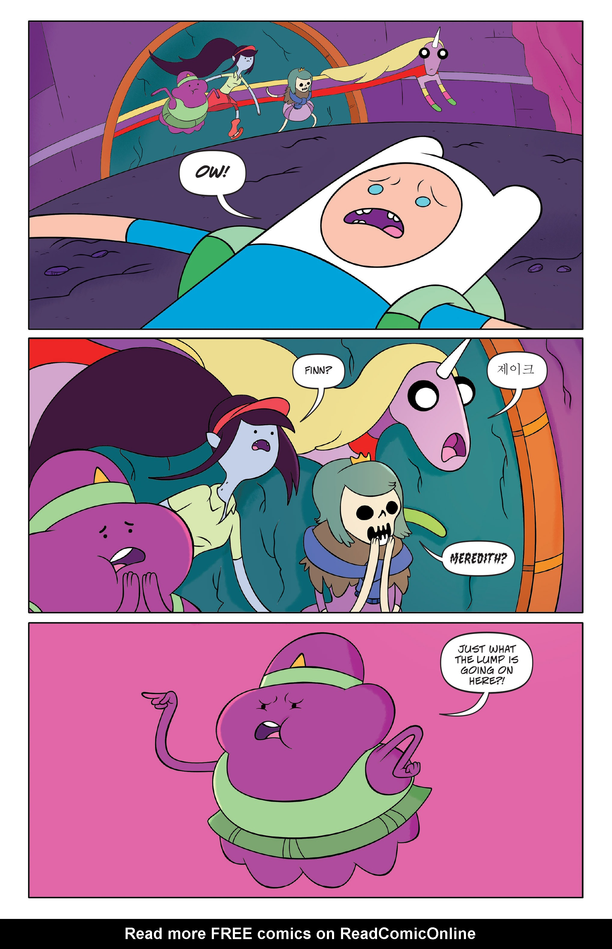Read online Adventure Time: The Four Castles comic -  Issue #Adventure Time: The Four Castles TPB - 86