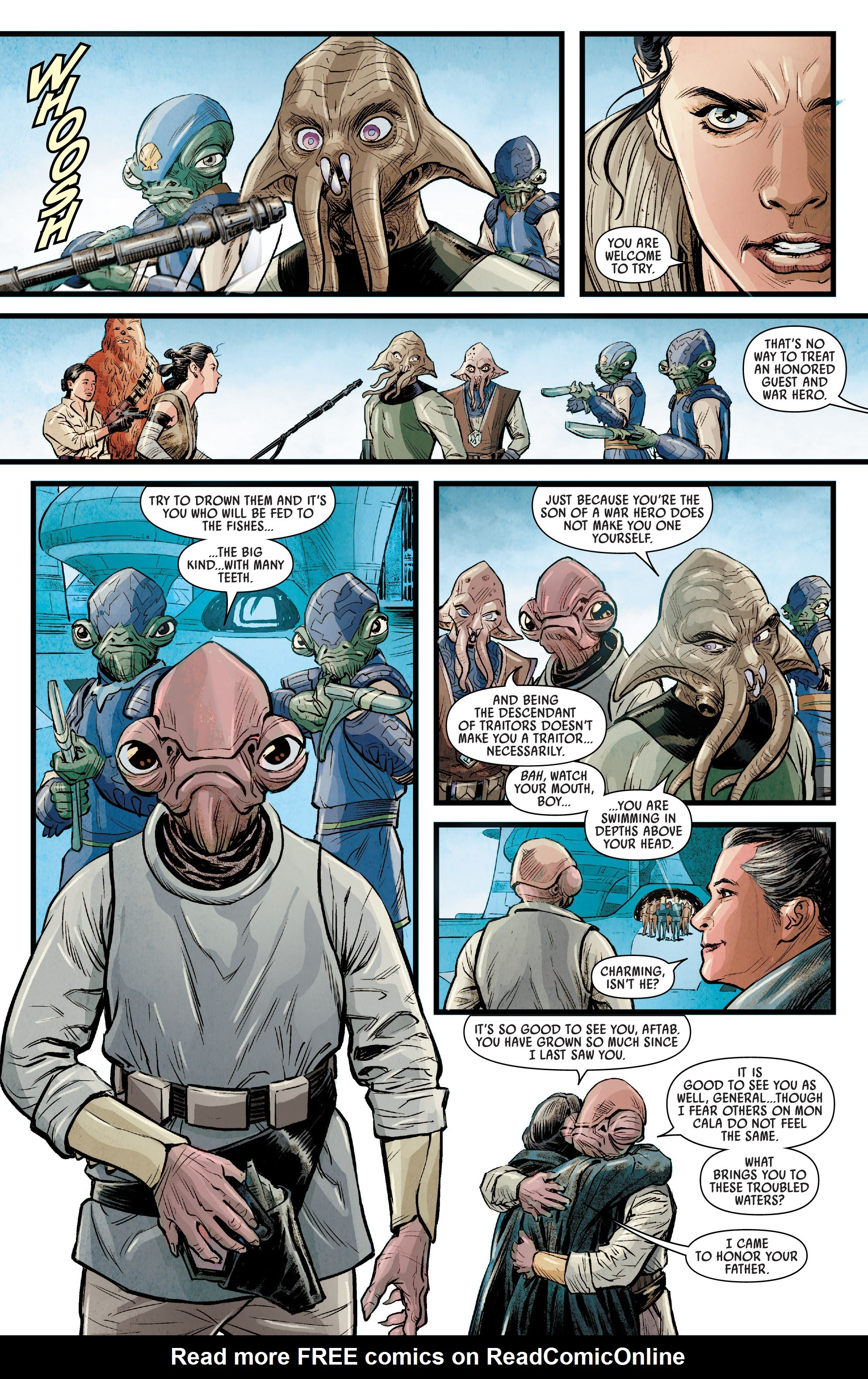 Journey To Star Wars The Rise Of Skywalker Allegiance 2 Read Journey To Star Wars The Rise Of Skywalker Allegiance Issue 2 Page 4