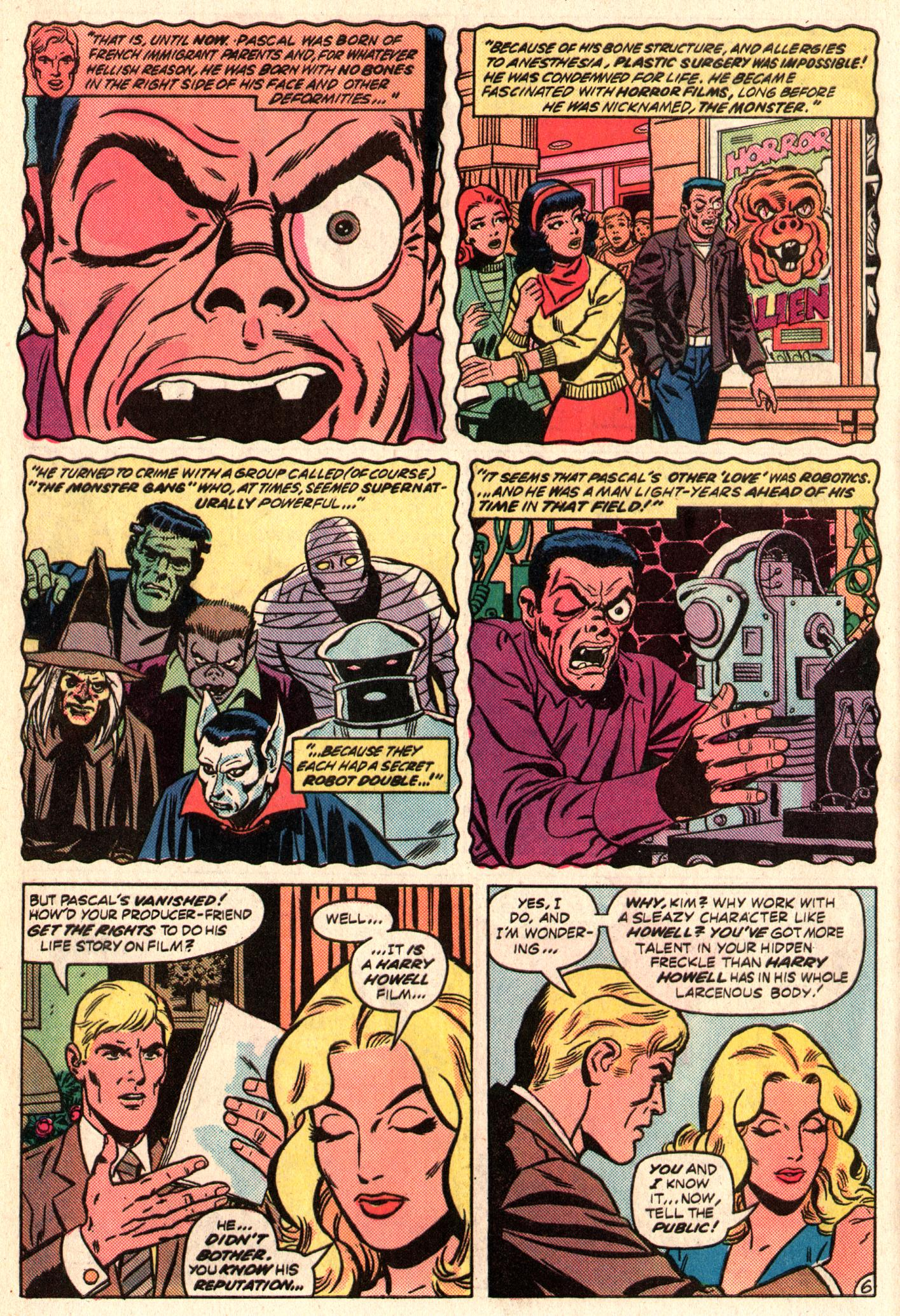 Read online The Fly (1983) comic -  Issue #3 - 7