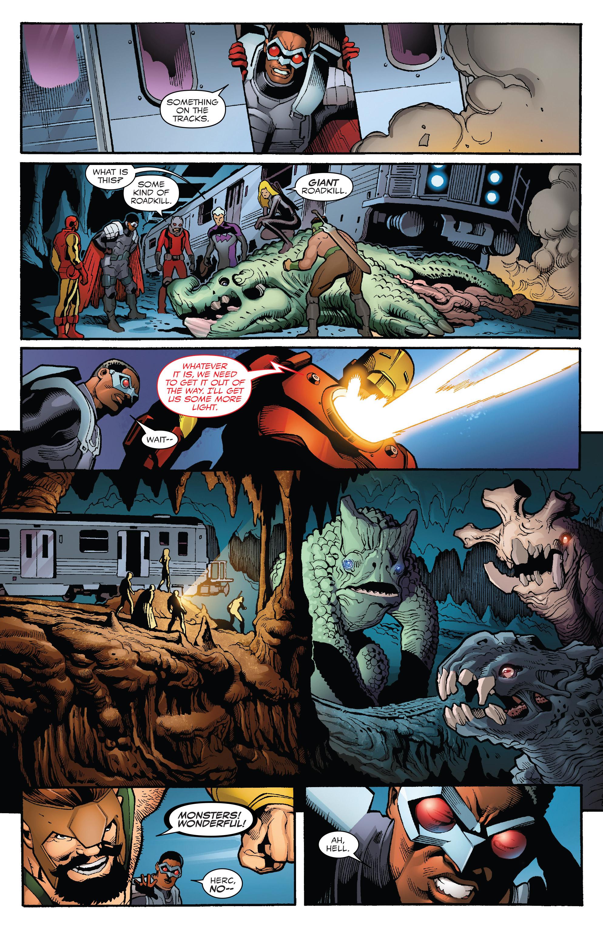 Read online Captain America: Sam Wilson comic -  Issue #23 - 10