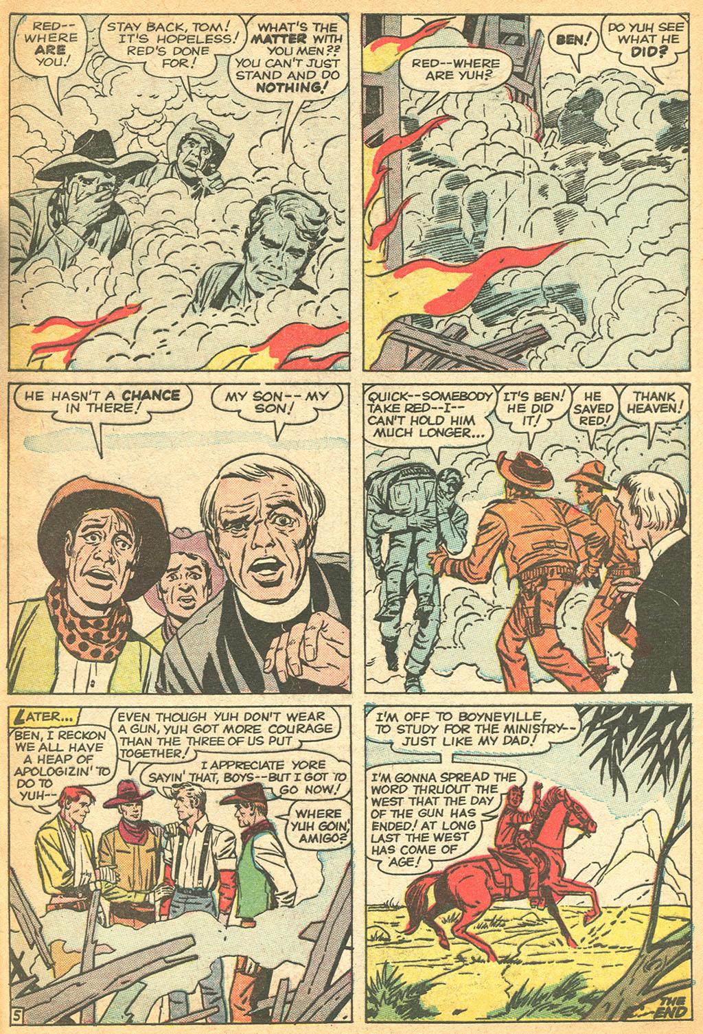 Read online Two-Gun Kid comic -  Issue #76 - 33