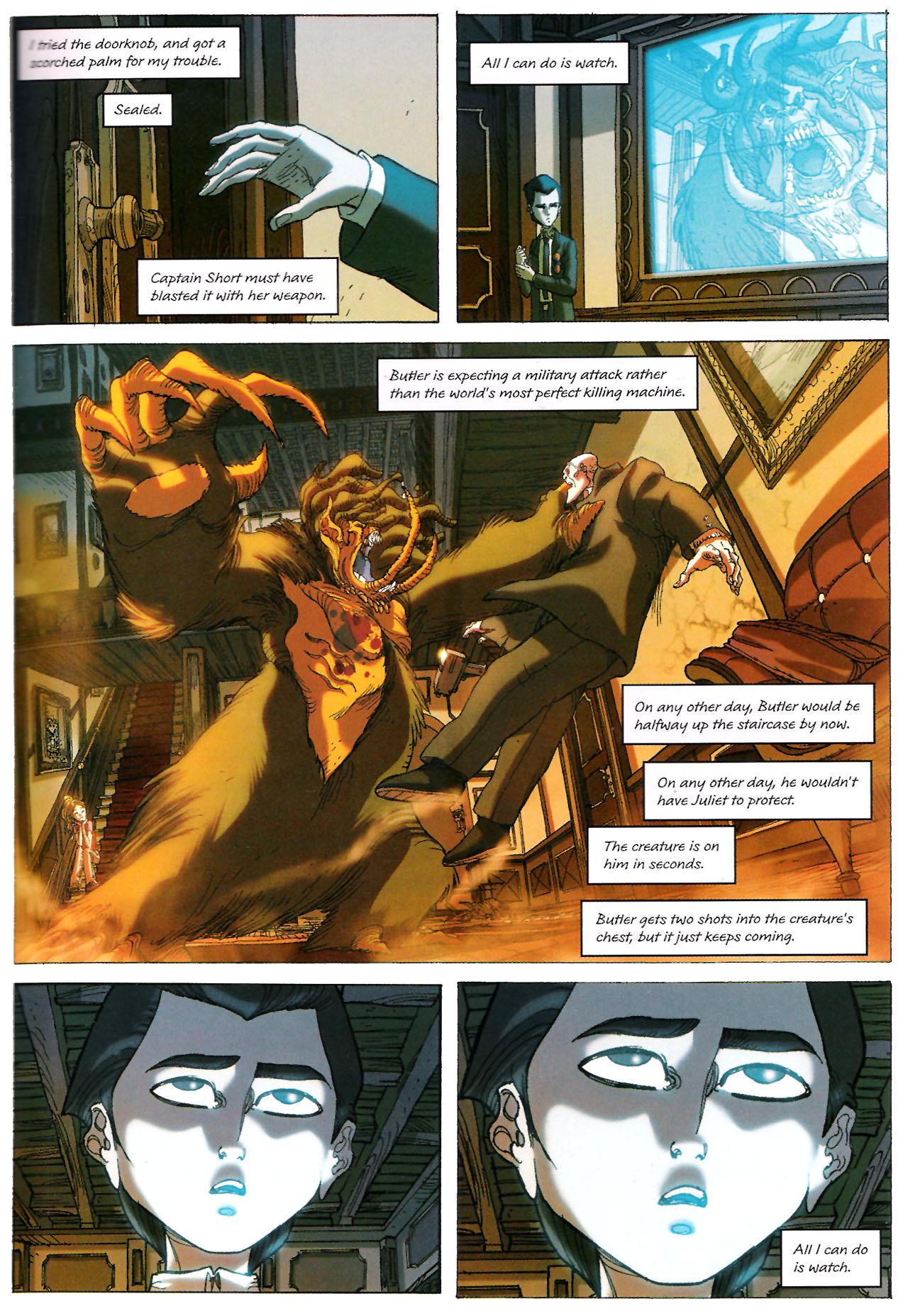 Read online Artemis Fowl: The Graphic Novel comic -  Issue #Artemis Fowl: The Graphic Novel Full - 92