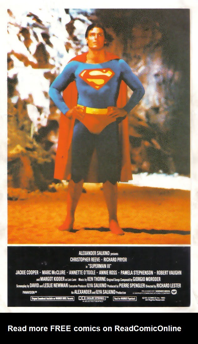 Read online Superman III comic -  Issue # Full - 2