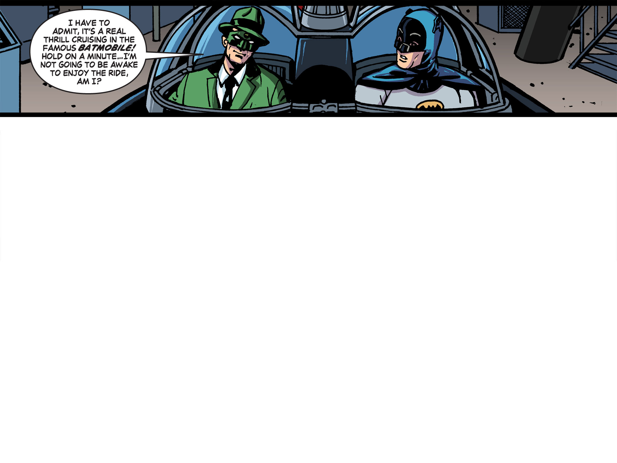 Read online Batman '66 Meets the Green Hornet [II] comic -  Issue #5 - 73