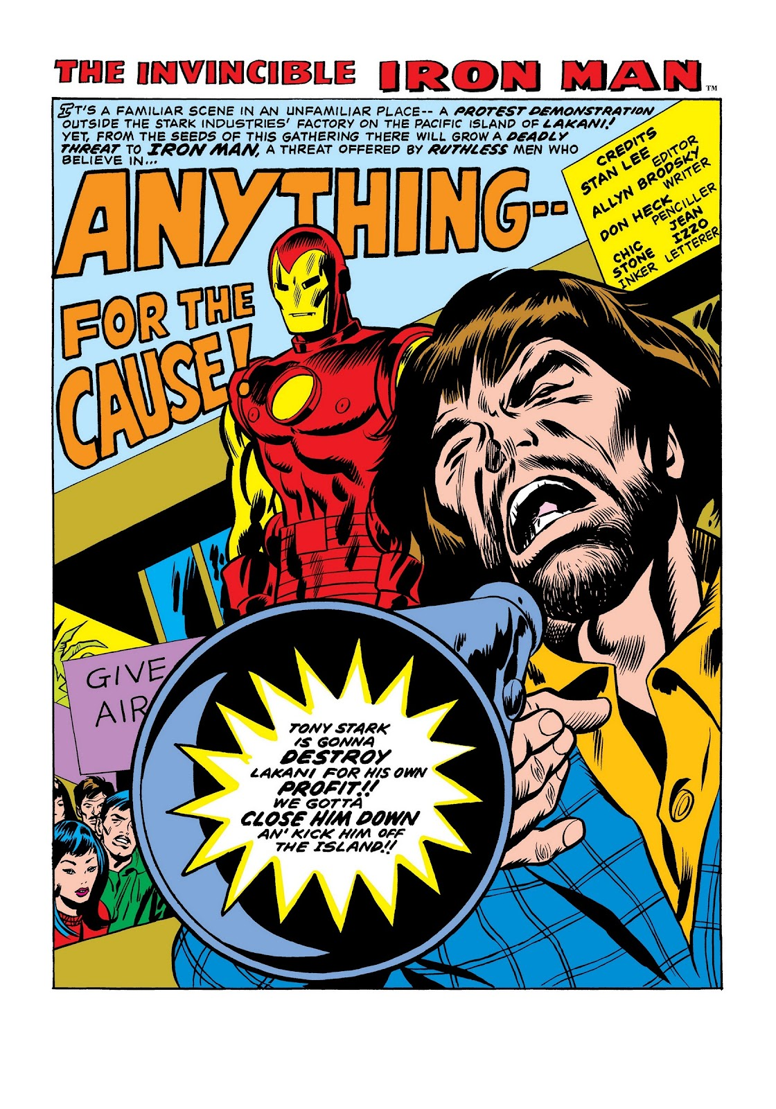 Read online Marvel Masterworks: The Invincible Iron Man comic -  Issue # TPB 7 (Part 2) - 10