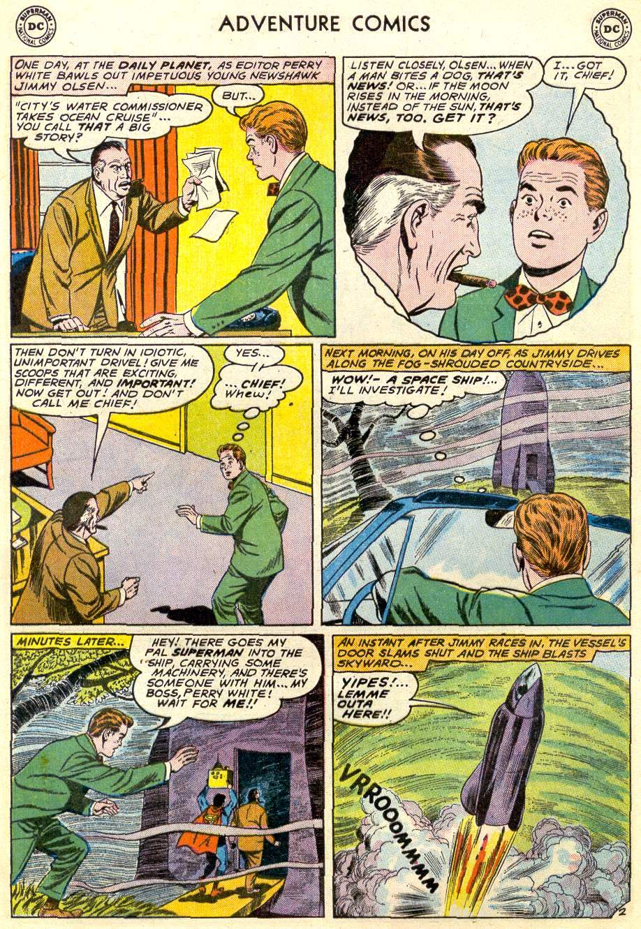 Read online Adventure Comics (1938) comic -  Issue #287 - 21