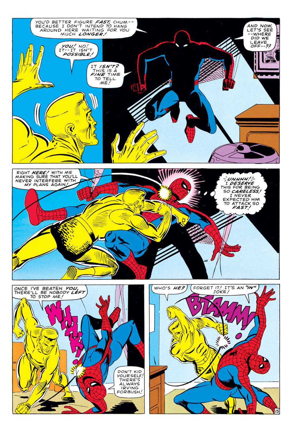 The Amazing Spider-Man (1963) 35 Page 15