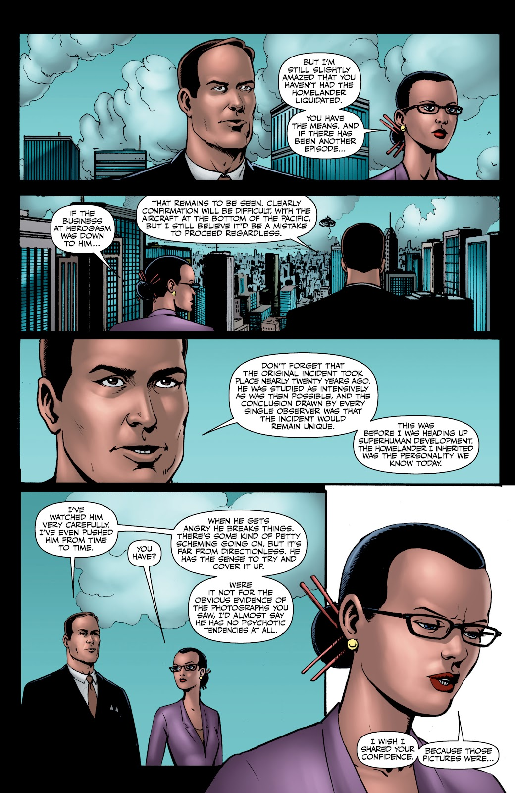 Read online The Boys Omnibus comic -  Issue # TPB 4 (Part 1) - 43
