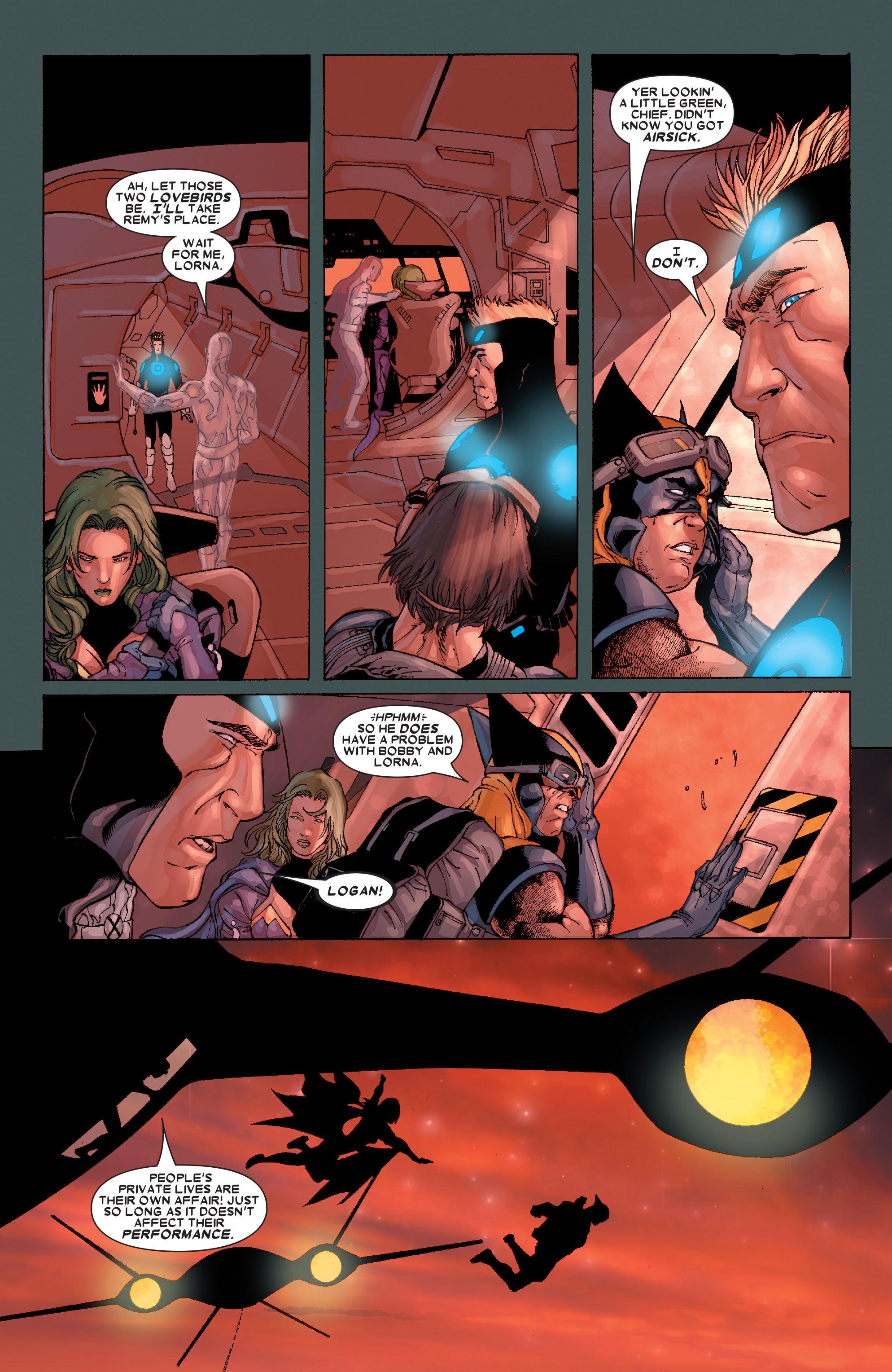 X-Men (1991) 168 Page 7