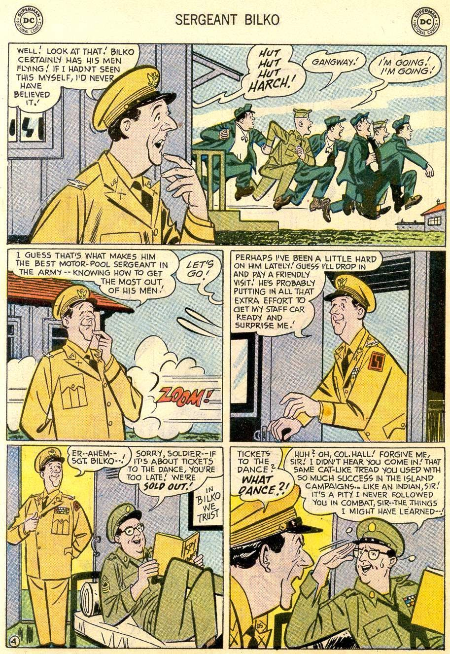 Sergeant Bilko issue 2 - Page 6