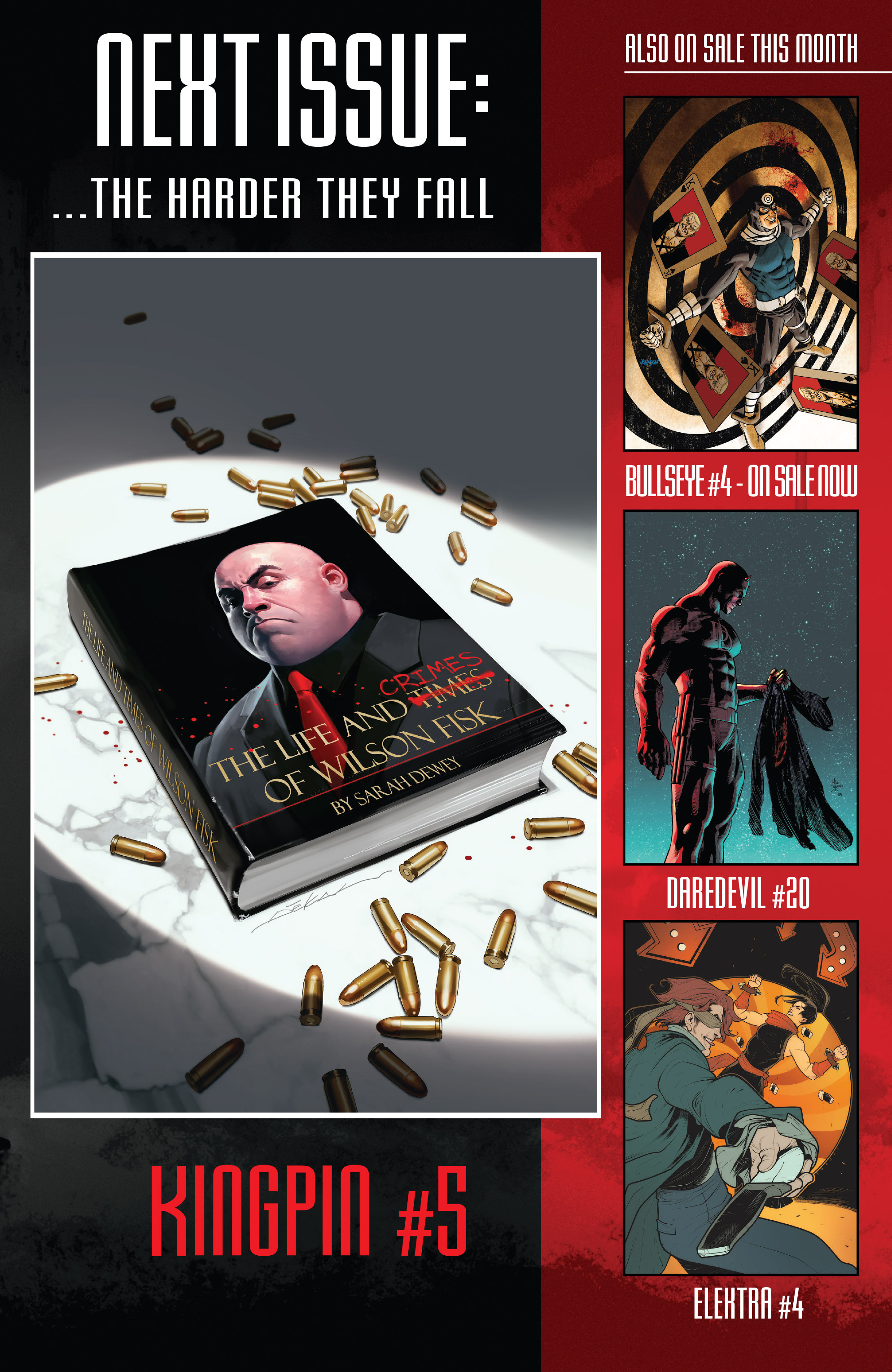 Read online Kingpin (2017) comic -  Issue #4 - 22